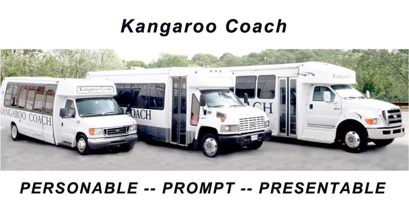 Kangaroo Coach Safe And Reliable School Transportation